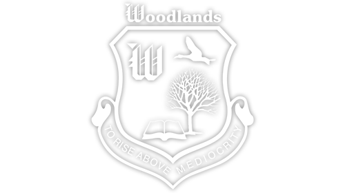 Woodlands Senior College logo
